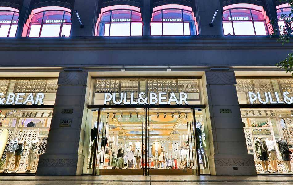 trabajar en pull and bear